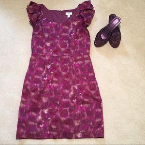 Anne Taylor Loft Midi-Dress